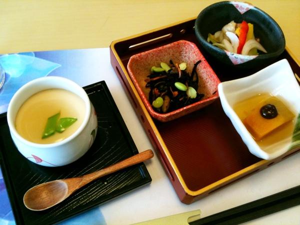 彩寿司:前菜